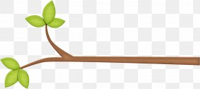 Branch - Branch Leaf Tree Twig Clip Art PNG