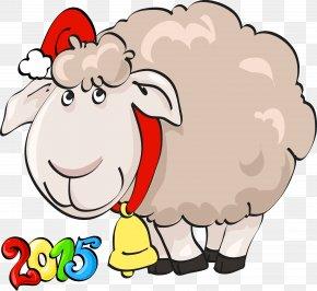 Lamb - Sheep Drawing Clip Art PNG