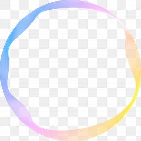 Color Circle Frame - Circle Color Wheel PNG