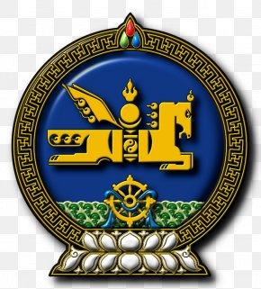 Flag - Emblem Of Mongolia Coat Of Arms Flag Of Mongolia National Emblem PNG