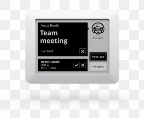 Conference Room Reservation - Conference Centre Visionect JOAN Manager 6