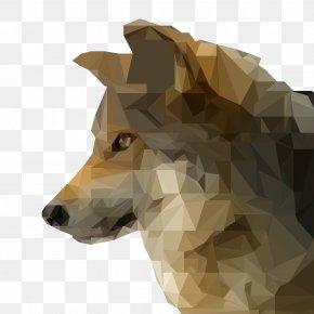 Polygon - Dog Low Poly DeviantArt Digital Art PNG