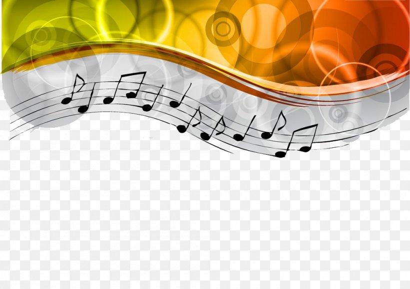 Transparent Music Note Clip Art Png - Colorful Music Notes Transparent  Background, Png Download - vhv