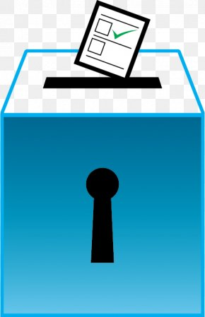 Vector Vote - Voting Election Ballot Box PNG