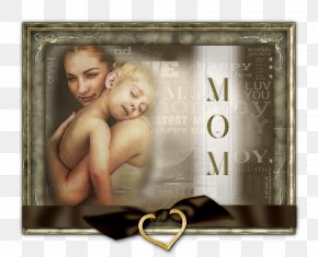 Mother's Day - Mother's Day Picture Frames Pixie Design PNG