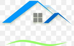 Abstract Creative Housing - Roof Tiles House Roofline Clip Art PNG