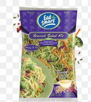 Broccoli - Broccoli Slaw Vegetarian Cuisine Coleslaw Leaf Vegetable PNG