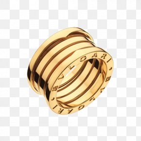Bulgari Fourth Ring Ring - Bulgari Ring Jewellery Colored Gold Engraving PNG