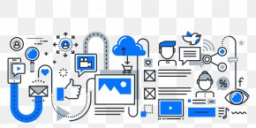 Social Media - Digital Marketing Social Media Marketing Social Marketing PNG