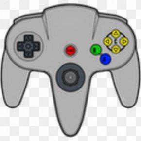 Nintendo - Nintendo 64 Controller Super Nintendo Entertainment System Wii PNG