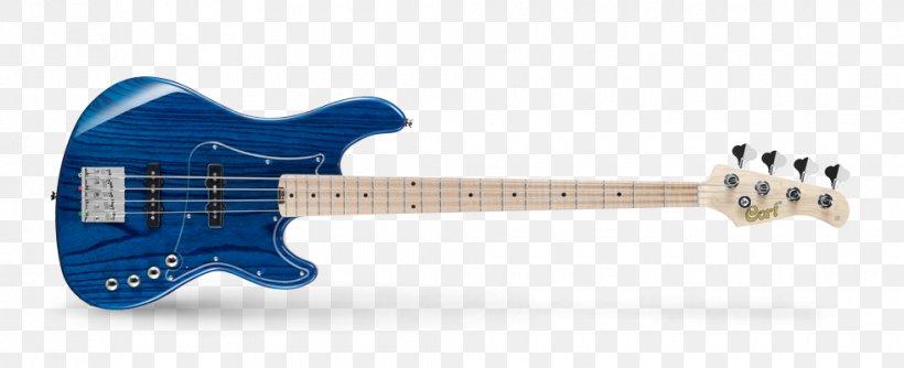 Bass Guitar Cort Guitars Double Bass Acoustic Guitar, PNG, 980x400px, Watercolor, Cartoon, Flower, Frame, Heart Download Free