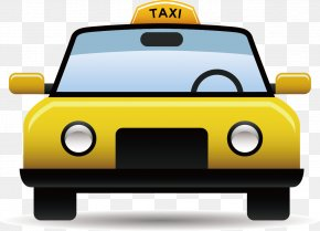 Taxi - Taxi Transport Service PNG