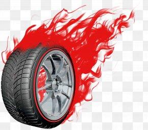 Car Tire - Car Tire Wheel Automobile Repair Shop Motor Vehicle PNG