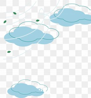 Windy Clouds Vector - Wind Euclidean Vector Clip Art PNG