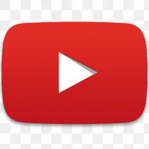 Youtube Icon App Logo - YouTube Play Button Logo PNG