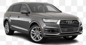 Audi - 2018 Audi Q7 3.0T Premium Car Latest Vehicle Identification Number PNG
