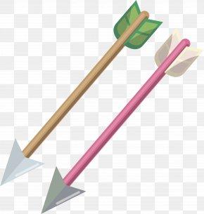 Arrow Vector Material - Bow And Arrow Bow And Arrow PNG
