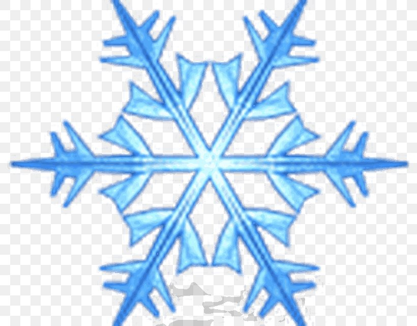 Snowflake Icon Design Clip Art, PNG, 800x640px, Snowflake, Blue, Crystal, Electric Blue, Icon Design Download Free