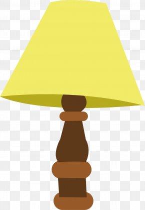 Table Lamp Vector Element - Lamp Vecteur Computer File PNG