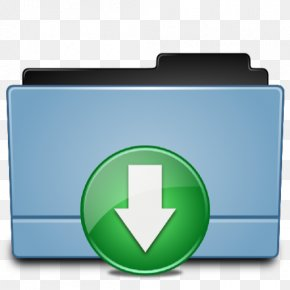 Folder Download Icon - Download Directory PNG