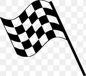 Flag - Racing Flags Drapeau à Damier Clip Art PNG