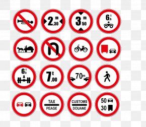 Road Sign - Traffic Sign Logo Icon PNG