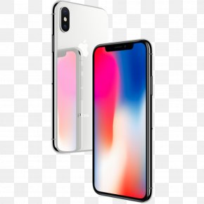 Iphone X - IPhone 8 Plus IPhone X Apple FaceTime Telephone PNG