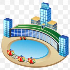 Hotel - Resort Hotel PNG