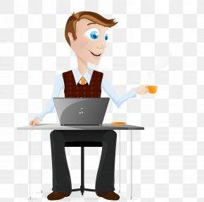 Businessman - Web Development Responsive Web Design WordPress Web Hosting Service PNG