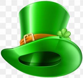 St Patrick's Hat PNG Clip Art Image - Saint Patrick's Day Clip Art PNG