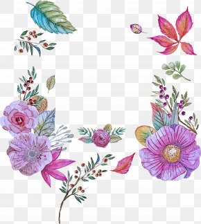 Pollinator Floral Design - Floral Design PNG