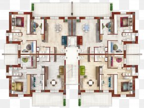 House - Floor Plan House Storey Building PNG
