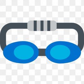 Swimming Vector - Goggles Clip Art PNG