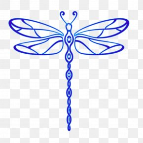 Dragonfly - Clip Art Butterflies & Dragonflies: A Site Guide Dragonfly Borders And Frames Image PNG