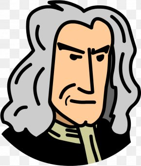 Enlighten Background Png Isaac Newton - Isaac Newton Clip Art Newton's Laws Of Motion Portable Network Graphics Illustration PNG