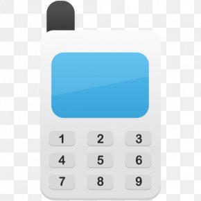 Mobile - Numeric Keypad Office Equipment Electronic Device Calculator PNG