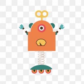 Creative Robot - Robot Euclidean Vector Clip Art PNG