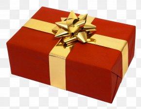 Present - Santa Claus Christmas Gift Christmas Gift Clip Art PNG