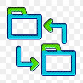 Technology Storage Icon - Connection Icon Data Icon Document Icon PNG