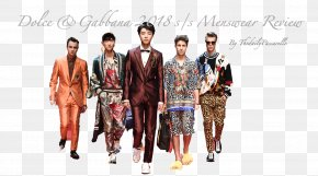 Dolce & Gabbana - Milan Fashion Week 2017 Milan Fashion Week Spring/Summer 2018 Fashion Design Armani PNG