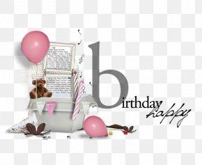 Happy Birthday - Birthday Cake Wish Happiness Sister PNG