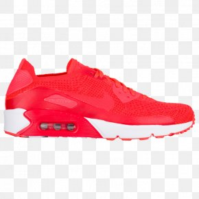 Crimson Foams - Nike Air Max 90 Ultra 2.0 Essential Men's Shoe Sports Shoes Nike Mens Air Max 90 Ultra 2.0 Flyknit PNG