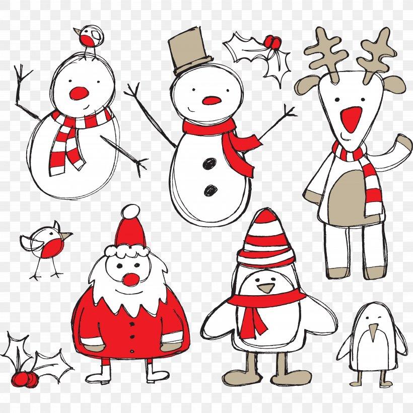 Santa Claus Christmas Paper Drawing Mrs. Claus, PNG, 6758x6758px, Santa Claus, Area, Art, Artwork, Christmas Download Free