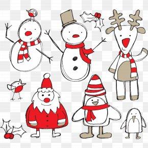 Santa Claus - Santa Claus Christmas Paper Drawing Mrs. Claus PNG