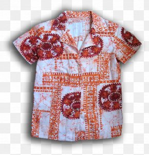 Vintage - Hawaii T-shirt Aloha Shirt Dress Shirt PNG