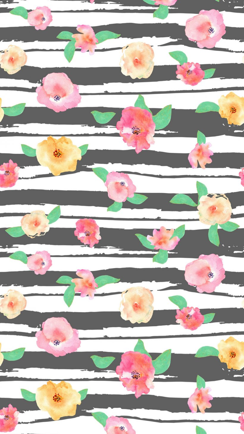 Flower Desktop Wallpaper Watercolor Painting Wallpaper Png