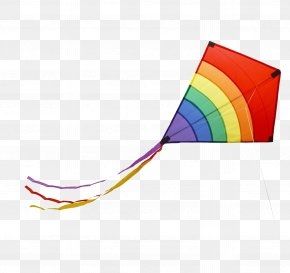 Ching Ming Festival Fly Rainbow Kite Material Free To Pull - International Kite Festival In Gujarat U2013 Uttarayan Stock Photography Clip Art PNG