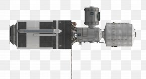 Skylab Vehicle Assembly Building Spacelab Airlock Page Six PNG