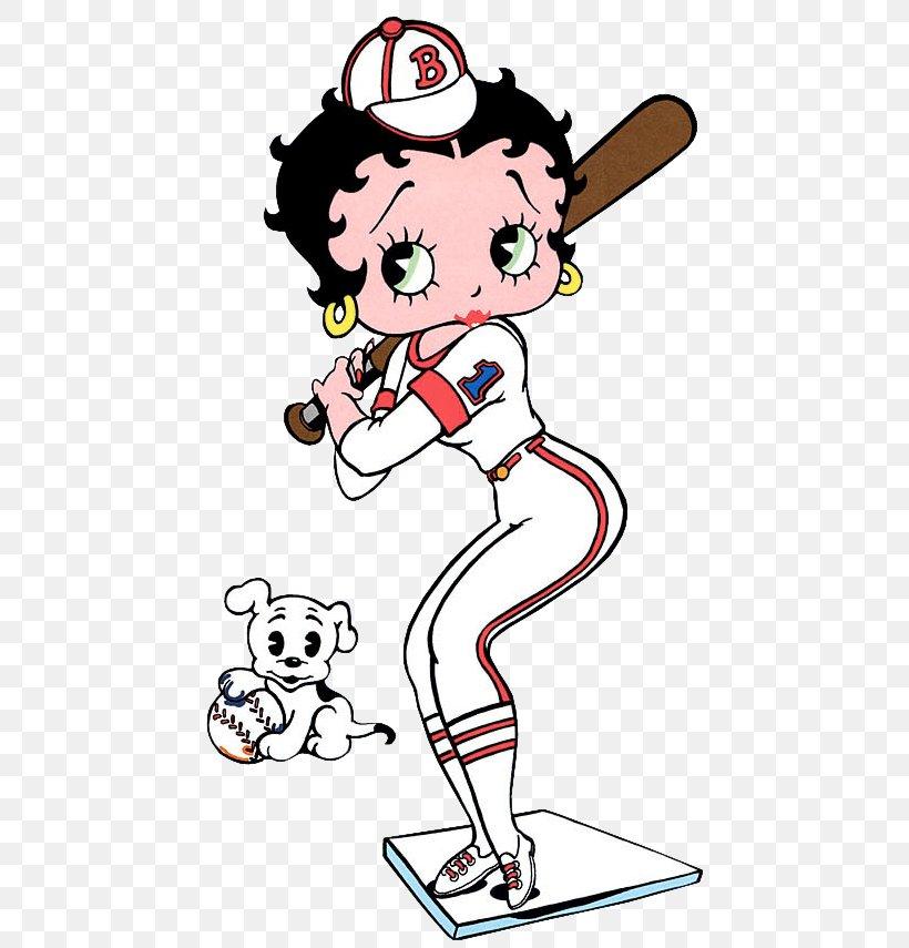 Cartoon Betty Boop