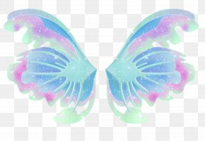 Wings - Bloom Tecna Musa Aisha Roxy PNG